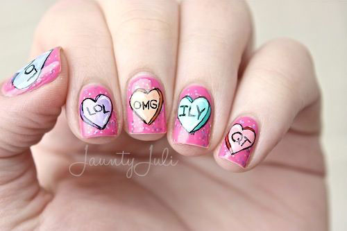 18-Pink-Valentine's-Day-Nail-Designs-2020-Vday-Nails-8