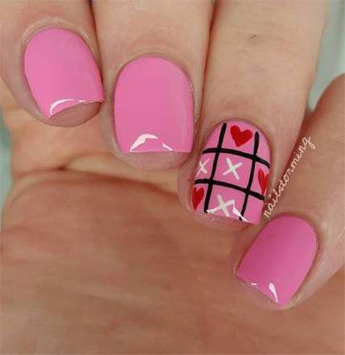 18-Pink-Valentine's-Day-Nail-Designs-2020-Vday-Nails-9