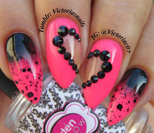 50-Valentine's-Day-Nail-Art-Designs-Ideas-Trends-2020-1