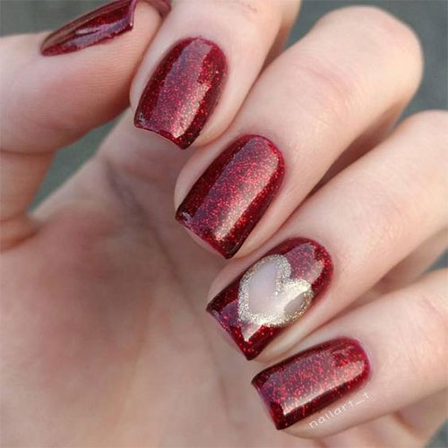 50-Valentine's-Day-Nail-Art-Designs-Ideas-Trends-2020-26