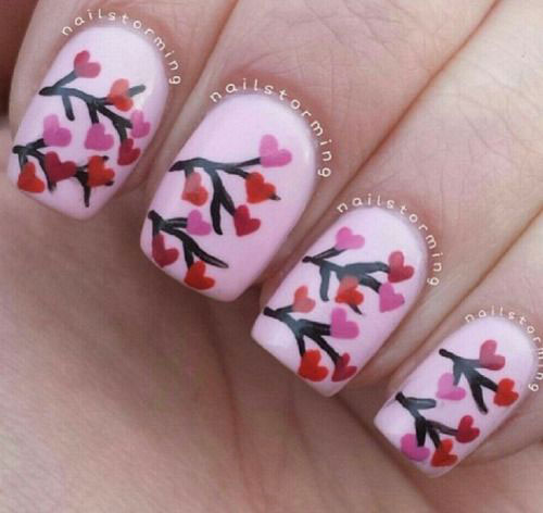 50-Valentine's-Day-Nail-Art-Designs-Ideas-Trends-2020-29