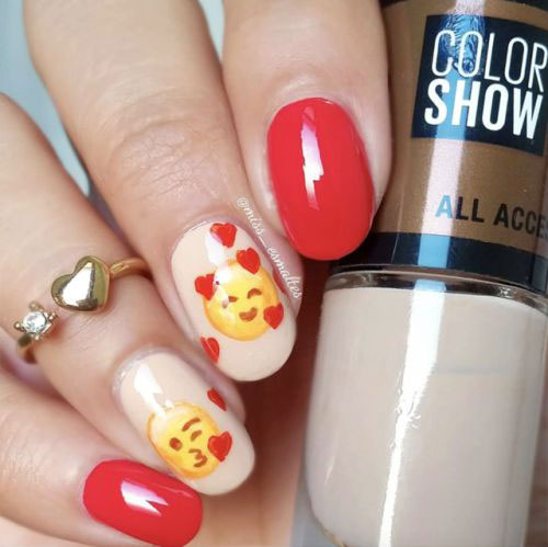 50-Valentine's-Day-Nail-Art-Designs-Ideas-Trends-2020-38