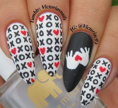 50-Valentine's-Day-Nail-Art-Designs-Ideas-Trends-2020-4