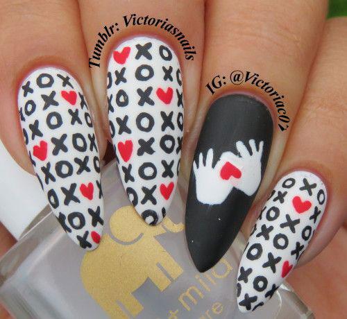 50-Valentine's-Day-Nail-Art-Designs-Ideas-Trends-2020-4