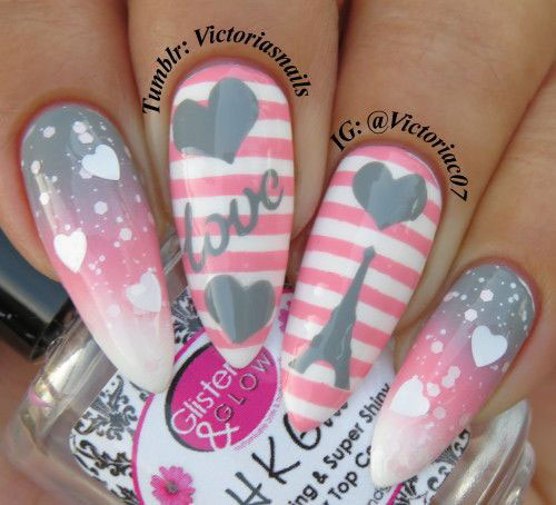 50-Valentine's-Day-Nail-Art-Designs-Ideas-Trends-2020-7