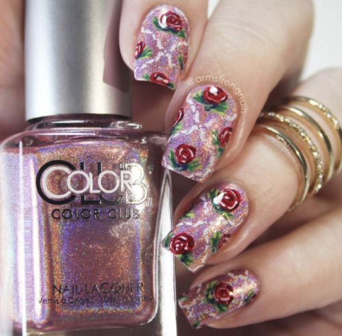 50-Valentine's-Day-Nail-Art-Designs-Ideas-Trends-2020-9