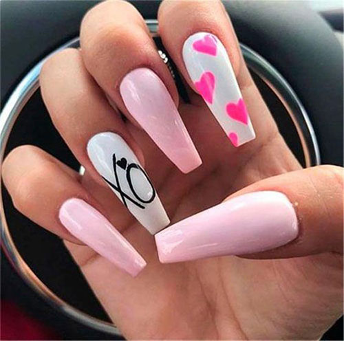 Coffin-Valentine's-Day-Nail-Art-Designs-2020-Vday-Nails-11