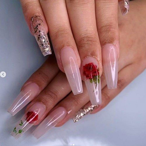 Coffin-Valentine's-Day-Nail-Art-Designs-2020-Vday-Nails-12