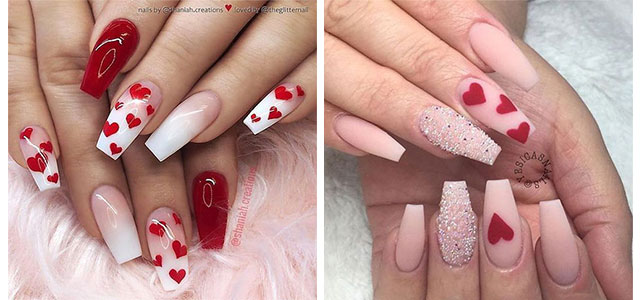Coffin-Valentine's-Day-Nail-Art-Designs-2020-Vday-Nails-F
