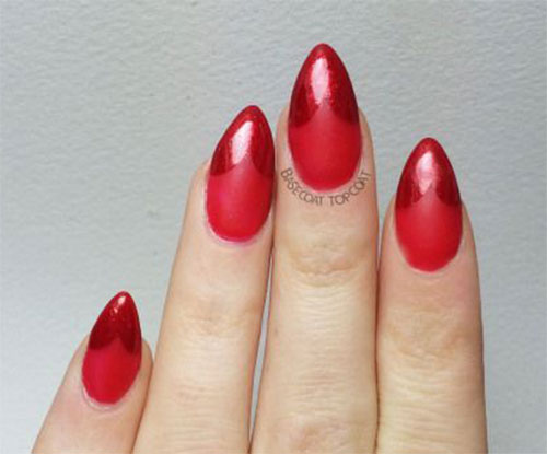Easy-Valentine's-Day-Nail-Art-Designs-2020-Vday-Nails-15