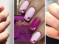 Easy-Valentine's-Day-Nail-Art-Designs-2020-Vday-Nails-F