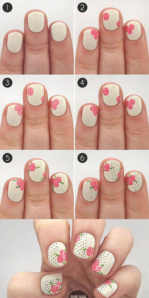 Step-By-Step-Valentine's-Day-Nail-Art-Tutorials-For-Learners-2020-12