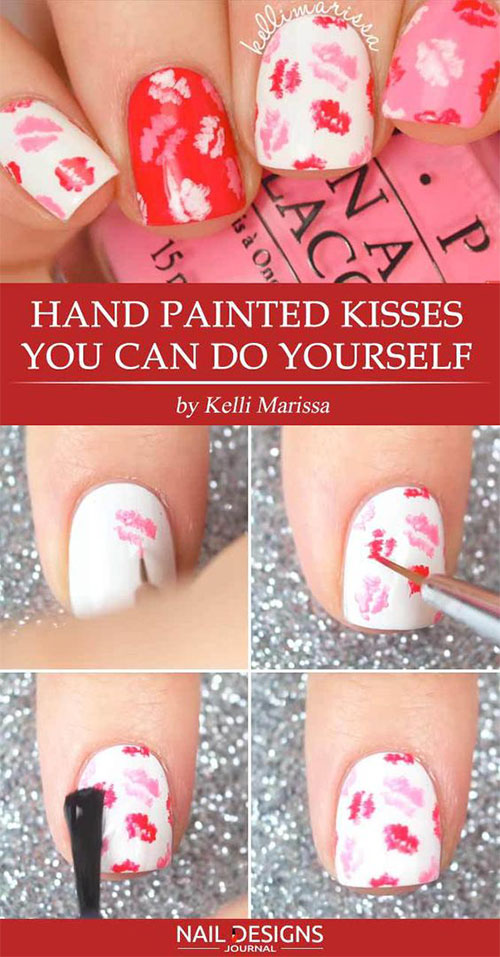 Step-By-Step-Valentine's-Day-Nail-Art-Tutorials-For-Learners-2020-19