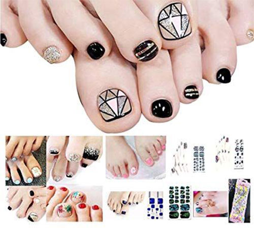 Valentine's-Day-Nail-Art-Tutorials-2020-15