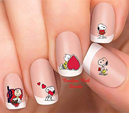 Valentine's-Day-Nail-Art-Tutorials-2020-6