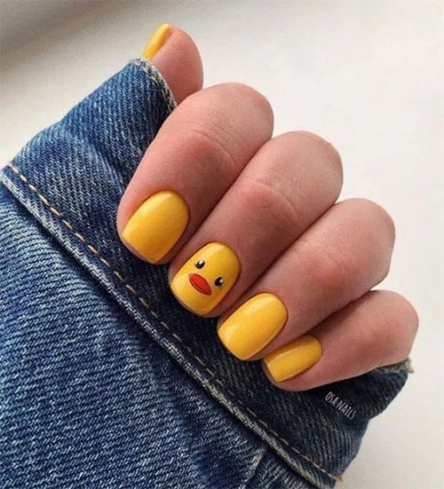 15-Easter-Chick-Nail-Art-Designs-Ideas-2020-16