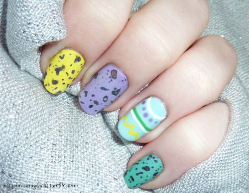 20-Easter-Egg-Nail-Art-Ideas-2020-Spring-Easter-Nail-designs-14