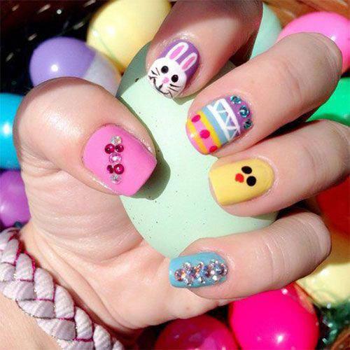 20-Easter-Egg-Nail-Art-Ideas-2020-Spring-Easter-Nail-designs-2