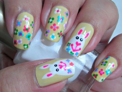 Best-Easter-Bunny-Nails-Art-Ideas-2020-3