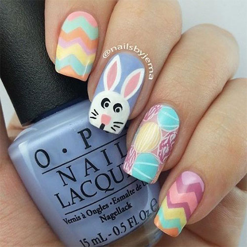 Best-Easter-Bunny-Nails-Art-Ideas-2020-7
