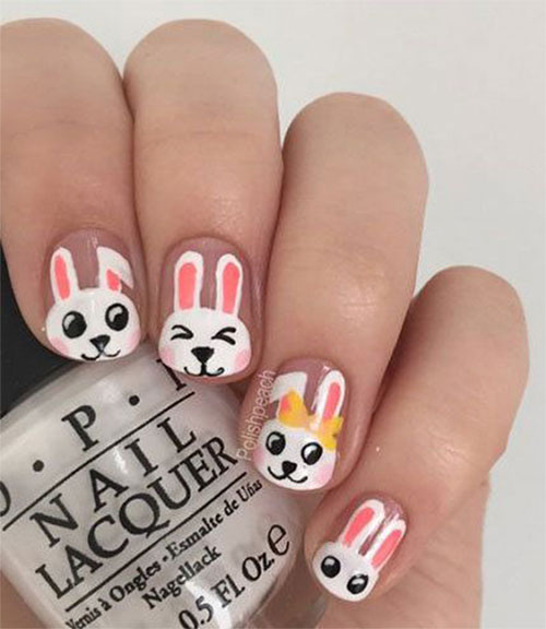 Best-Easter-Bunny-Nails-Art-Ideas-2020-8