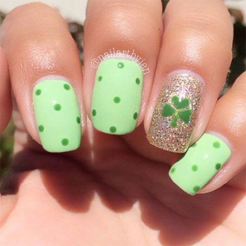 Best-St-Patrick's-Day-Nail-Art-Designs-2020-10