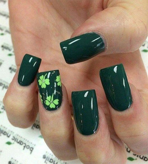 Best-St-Patrick's-Day-Nail-Art-Designs-2020-11