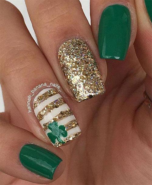 Best-St-Patrick's-Day-Nail-Art-Designs-2020-15