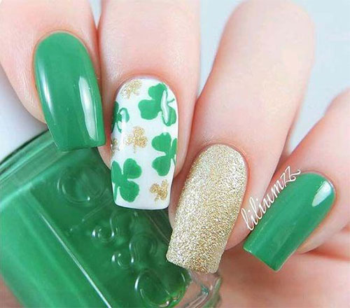 Best-St-Patrick's-Day-Nail-Art-Designs-2020-16