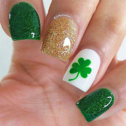 Best-St-Patrick's-Day-Nail-Art-Designs-2020-4
