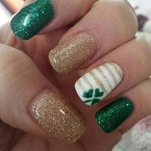 Best-St-Patrick's-Day-Nail-Art-Designs-2020-5