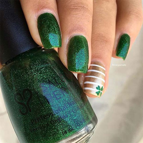 Best-St-Patrick's-Day-Nail-Art-Designs-2020-7