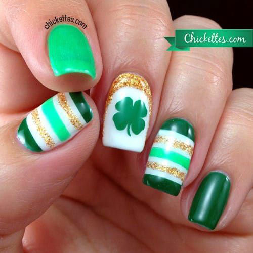 Best-St-Patrick's-Day-Nail-Art-Designs-2020-8