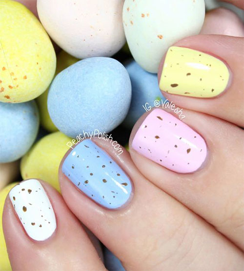 Easter-Color-Nail-Art-Ideas-2020-Happy-Easter-Nails-10