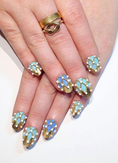 Easter-Color-Nail-Art-Ideas-2020-Happy-Easter-Nails-11