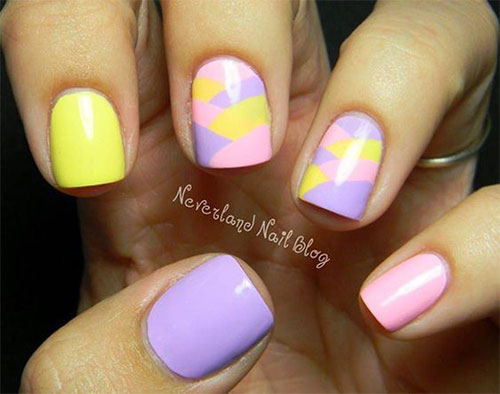 Easter-Color-Nail-Art-Ideas-2020-Happy-Easter-Nails-2
