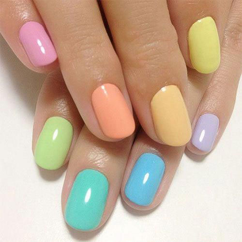 Easter-Color-Nail-Art-Ideas-2020-Happy-Easter-Nails-4