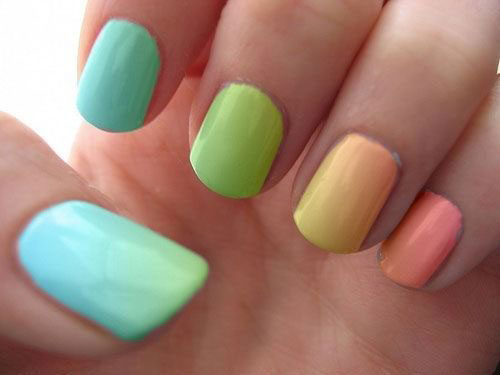 Easter-Color-Nail-Art-Ideas-2020-Happy-Easter-Nails-5