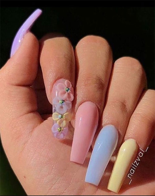 Easter-Color-Nail-Art-Ideas-2020-Happy-Easter-Nails-7