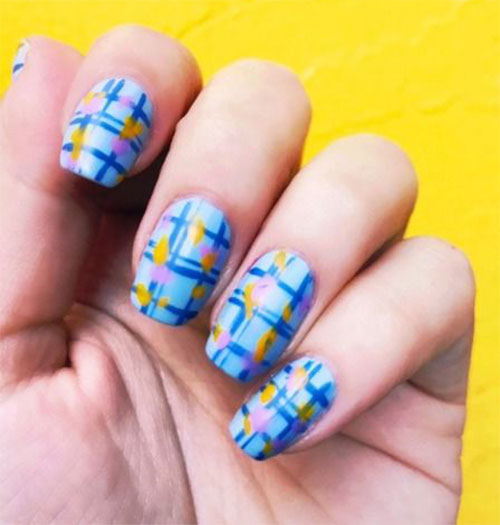 Easter-Color-Nail-Art-Ideas-2020-Happy-Easter-Nails-9