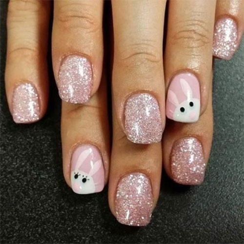 Easter-Gel-Nail-Art-Ideas-2020-Happy-Easter-Nails-13