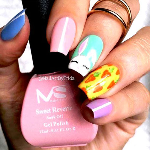Easter-Gel-Nail-Art-Ideas-2020-Happy-Easter-Nails-15