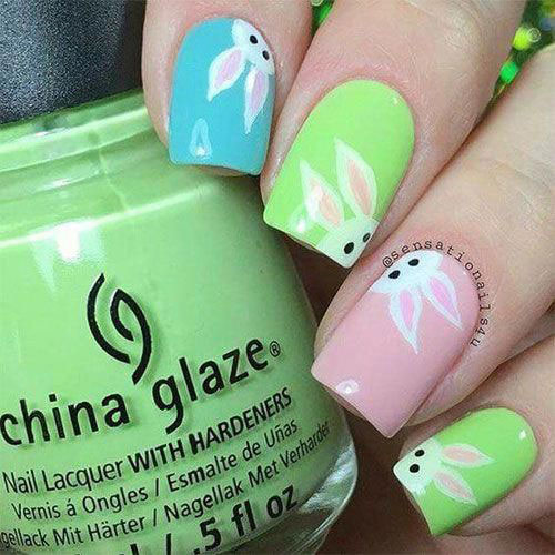 Easter-Gel-Nail-Art-Ideas-2020-Happy-Easter-Nails-2