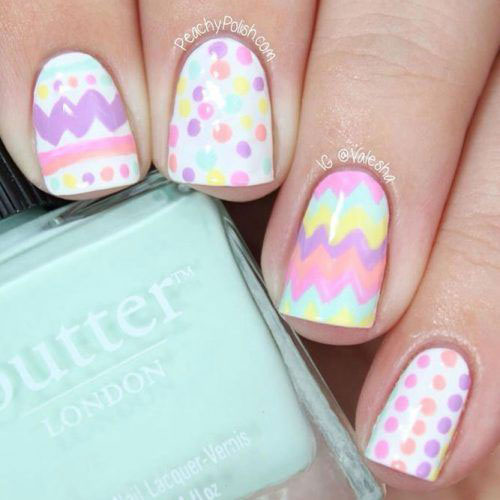 Easter-Gel-Nail-Art-Ideas-2020-Happy-Easter-Nails-6