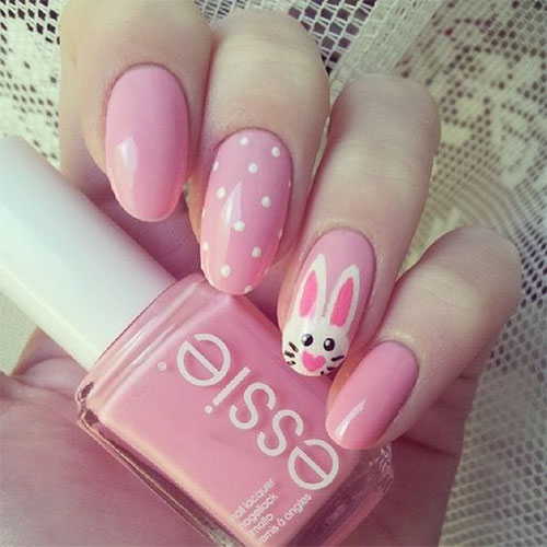 Easter-Gel-Nail-Art-Ideas-2020-Happy-Easter-Nails-9