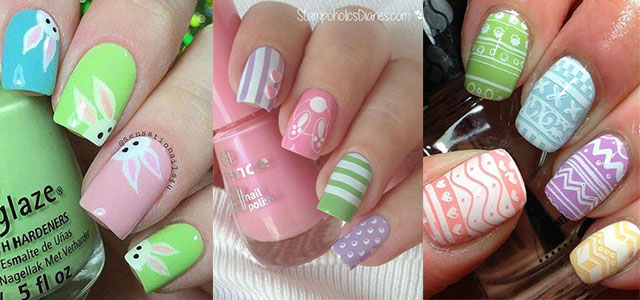 Easter-Gel-Nail-Art-Ideas-2020-Happy-Easter-Nails-F