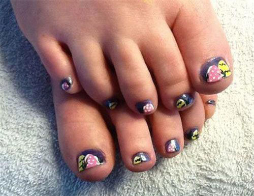 Easter-Toe-Nail-Art-Designs-Ideas-2020-6