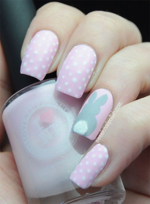 Simple-Easy-Easter-Nails-Art-Designs-2020-13