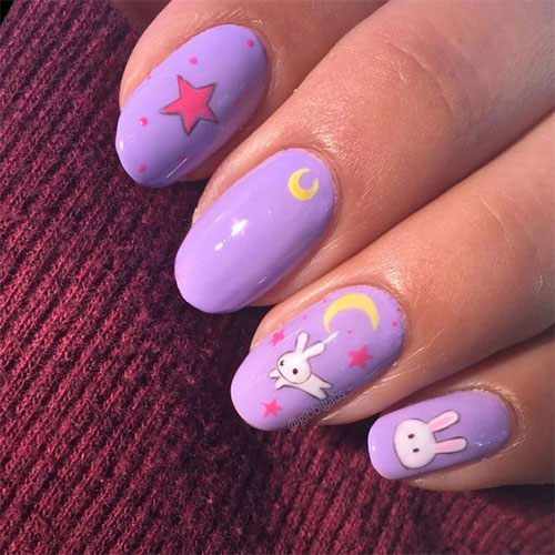 Simple-Easy-Easter-Nails-Art-Designs-2020-14