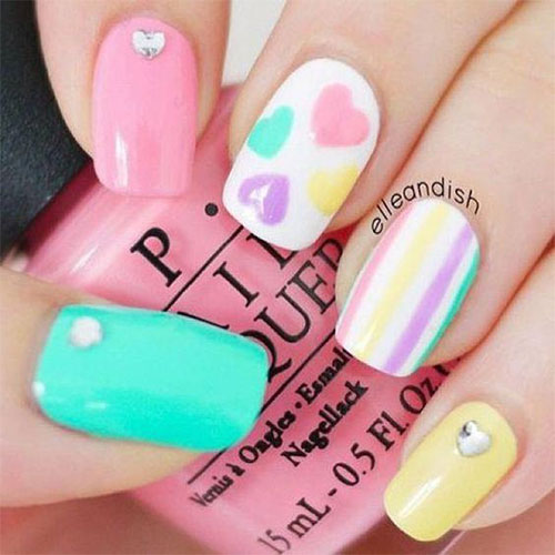 Simple-Easy-Easter-Nails-Art-Designs-2020-2